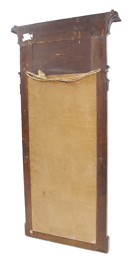 <b>EMPIRE STYLE WALL MIRROR</b><br> CIRCA 1900</br>