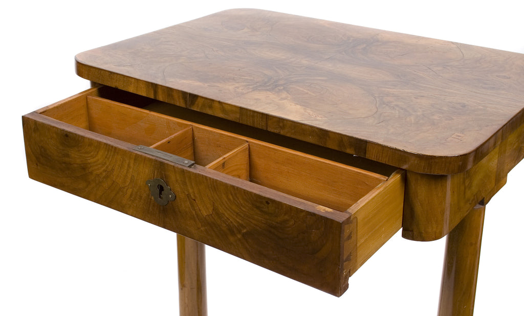 <b> AUSTRIAN BIEDERMEIER SEWING TABLE </b><Br> CIRCA 1830 </br>