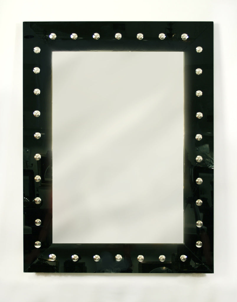 <b> ITALIAN MURANO GLASS MIRROR </b><br> 20th CENTURY</br>