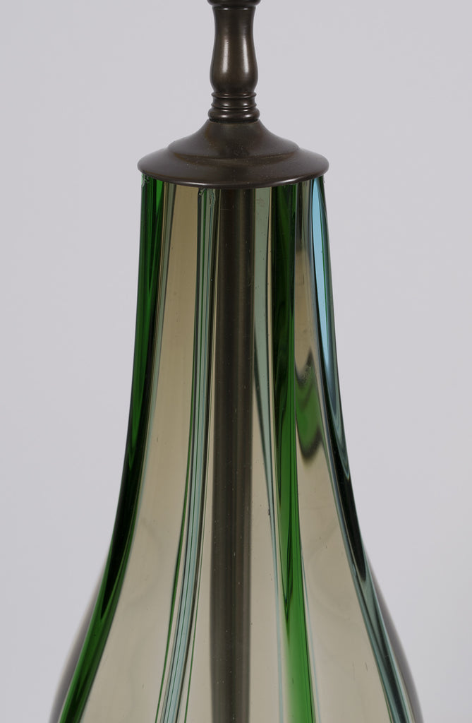<b> BAROVIER TOSO</b><br> HAND BLOWN MURANO LAMP, MID 20TH CENTURY</br>