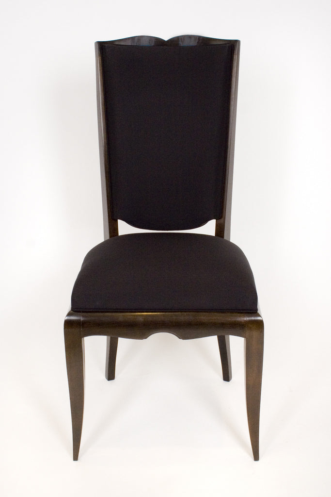 <b>SET OF 6 FRENCH ART DECO CHAIRS</b><br> CIRCA 1930s</br>