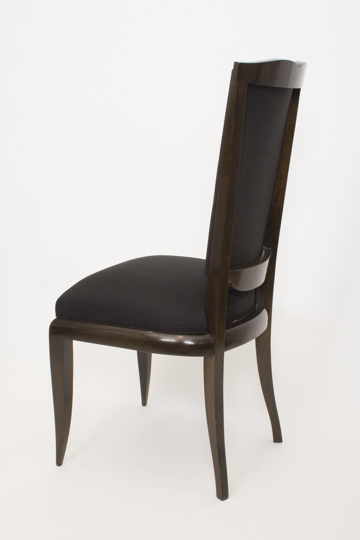 Set Of 6 French Art Deco Chairs Circa 1930s Colletti Gallery