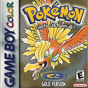 Pokemon Gold Version / GBC