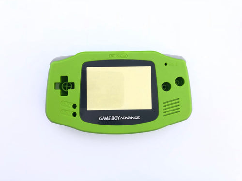 GameBoy Advance (AGS 101) / Lime Green