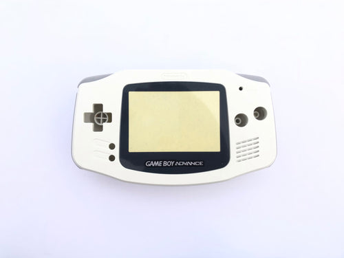 GameBoy Advance (AGS 101) / White