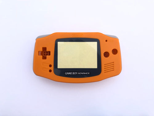 GameBoy Advance (AGS 101) / Orange