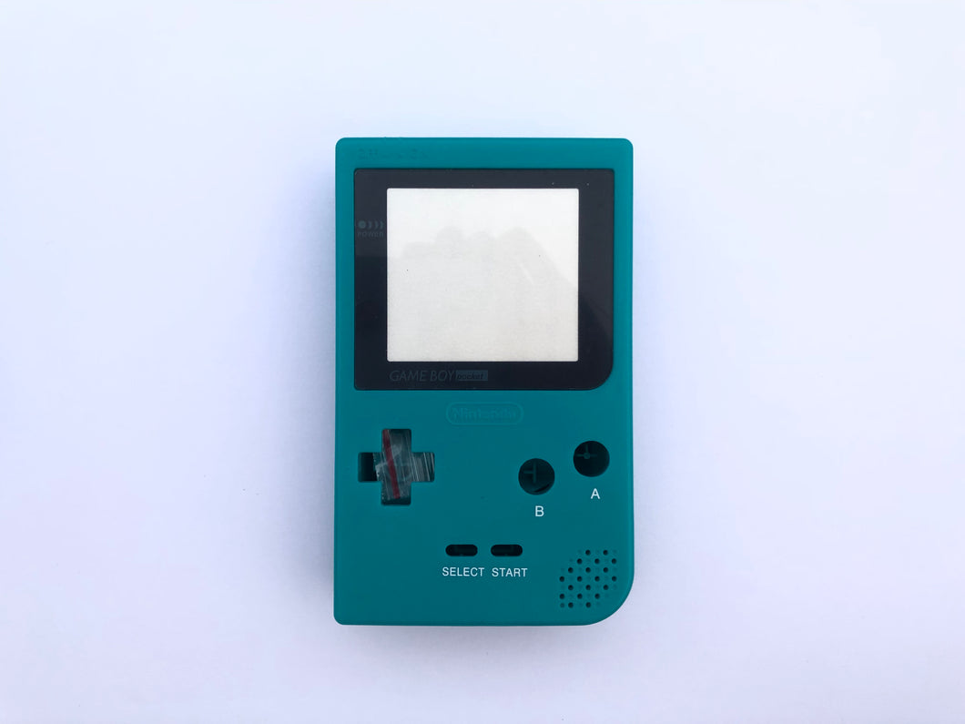 Gameboy Pocket Console / Teal