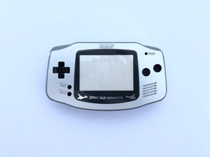 GameBoy Advance (AGS 101) / Silver