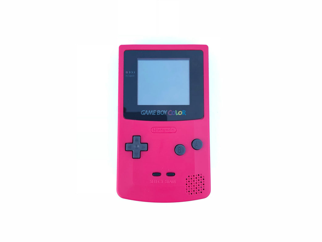 Gameboy Color (Classic) / Berry