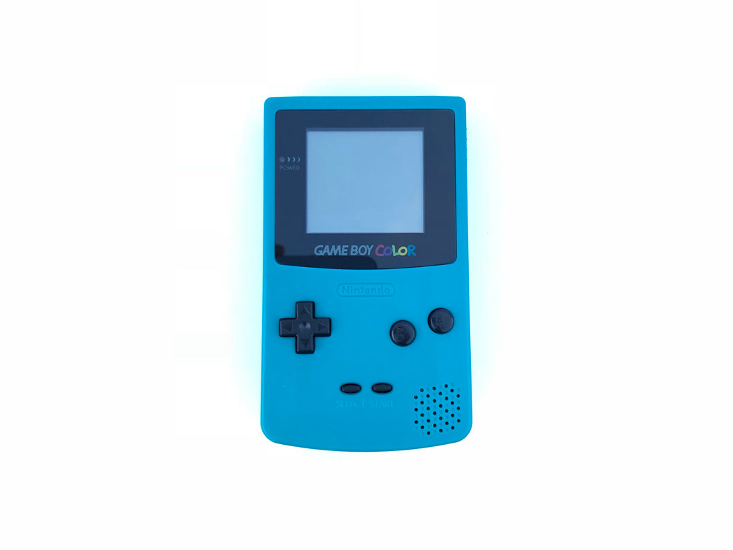 Gameboy Color (Classic) / Teal