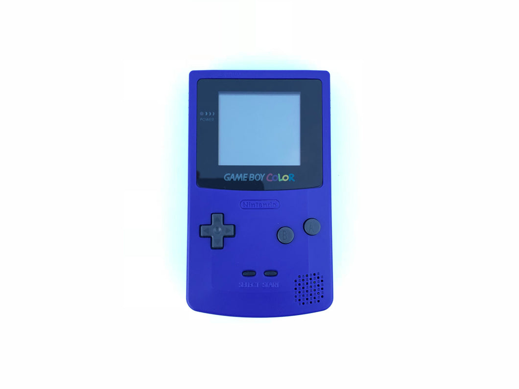 Gameboy Color (Classic) / Grape
