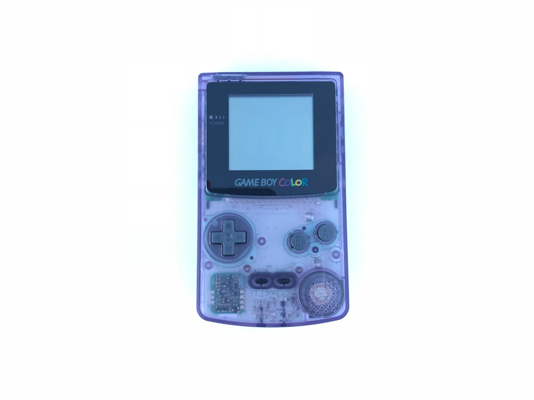 Gameboy Color (Classic) / Atomic Purple