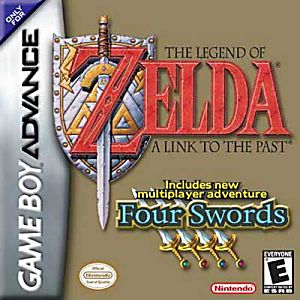 Legend of Zelda: A Link to the Past / GBA