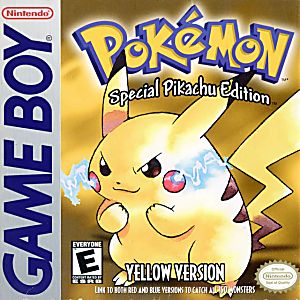 Pokemon Yellow Version / GBC