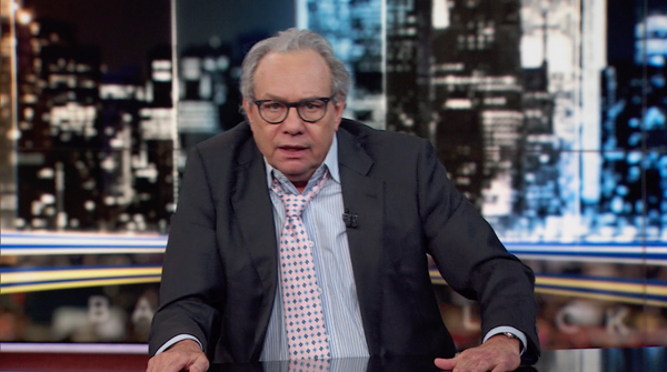 Back in Matte:  Lewis Black on why New York's subways are about to get way worse