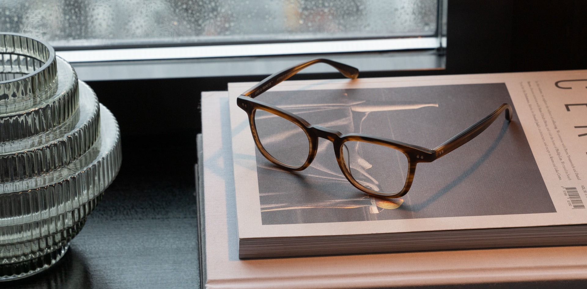 Handcrafted Reading Glasses