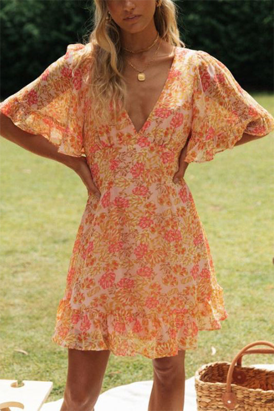 Day Lily Dress