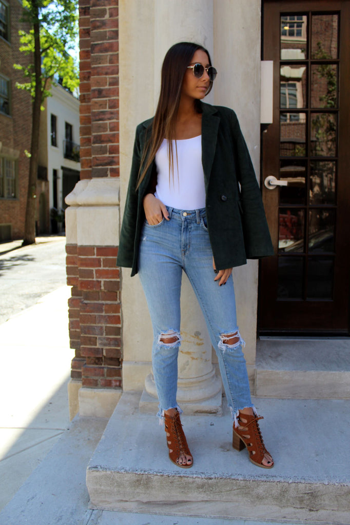 Hunter Boyfriend Blazer