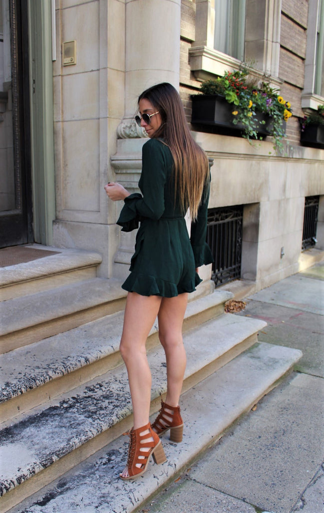 Hunter Skort Romper
