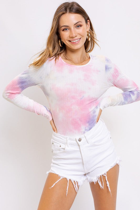 Cotton Candy Bodysuit
