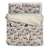 Old english sheepdog Bedding Set 279p1