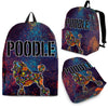 Poodle Backpack Bag A26DL