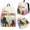 Cane Corso Backpack Bag CJan03va