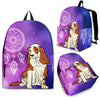Cocker Spaniel Backpack Bag A81NTP