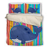 Whale Bedding Set A63