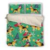 German Shepherd Cm 2 Bedding Set 2410h2