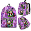 Boston Terrier Backpack Bag A52TP