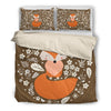 Fox Bedding Set 1110p2