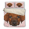 Rhodesian Ridgeback Bedding Set B42