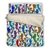 Bull Terriers Duvet Bedding  259a