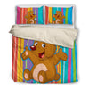 Bear Bedding Set A66