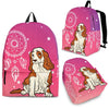 Cocker Spaniel Backpack Bag A80NTP