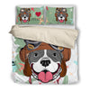 Pitbull Bedding Set 1810
