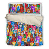 Bulldog Bedding Set 269b