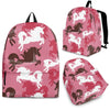 Unicorn Backpack Bag Ma07VA