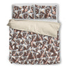 Chinese crested Duvet Bedding  259a