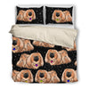 Pekingese Bedding Set B2810
