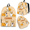 Corgi Backpack Bag A40DL