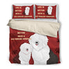 English Sheepdog 0910 Bedding duvet