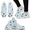 Pug Sneakers Women DL30