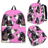 English Springer Backpack Bag A54TP