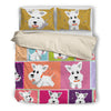 Scottish Terrier Bedding Set 2710m2