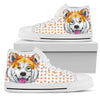 Akita High Top Women White Jan02pt