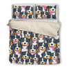 Bernese Mountain Bedding duvet 239a
