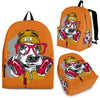 Basset Hound Backpack Bag A63NTP
