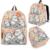Old English Sheepdog Backpack Bag B1NTP